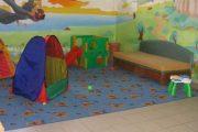 Cameră de joacă pentru copii în subsol