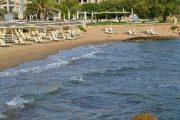 Plaja hotelului