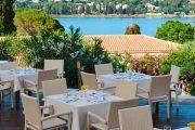 Louis corcyra beach restaurant