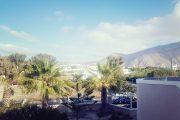 Vedere spatele hotelului