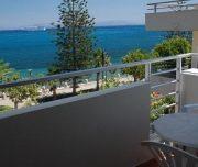 Balcon vedere la mare