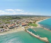 Porto platanias beach