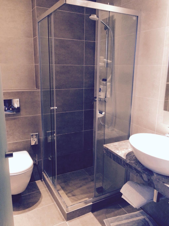 Cabină duș baie