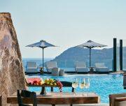 Restaurant piscină