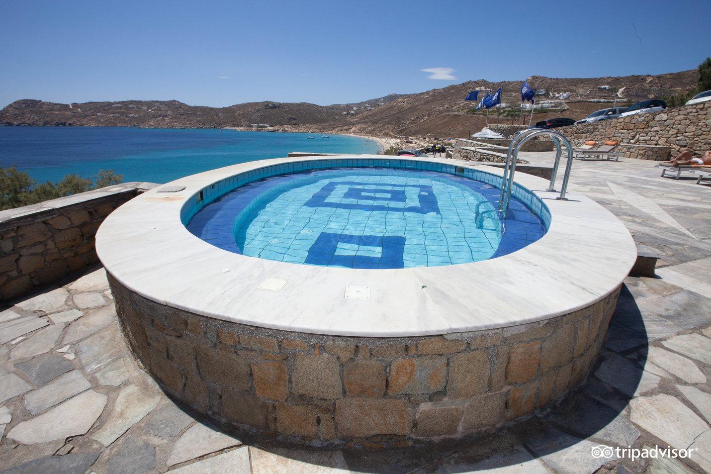 Mini piscină