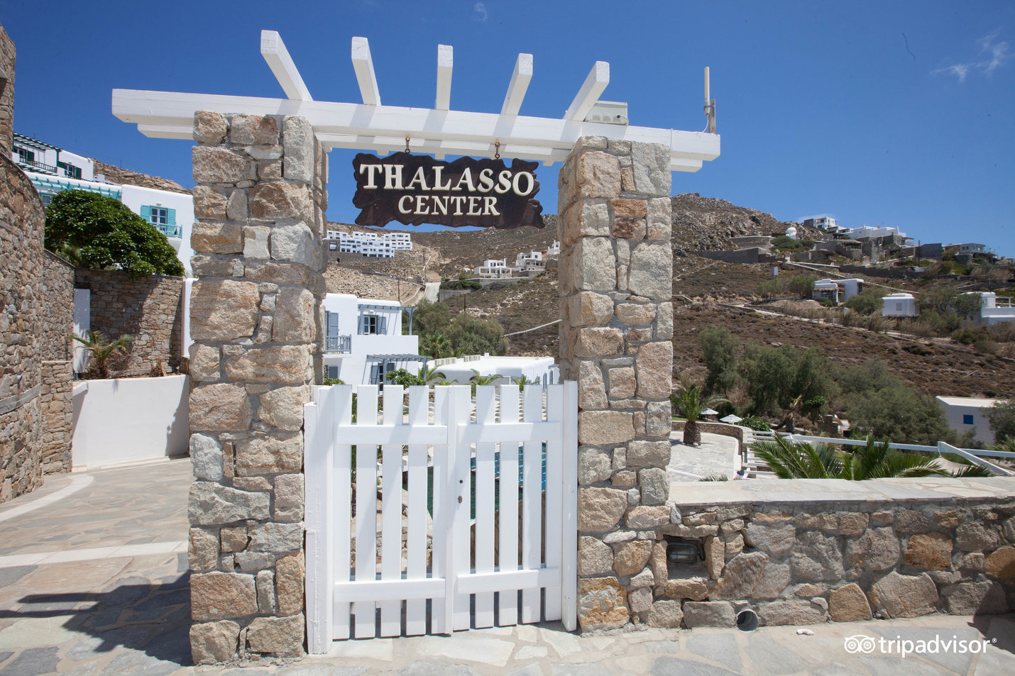 Thalasso center