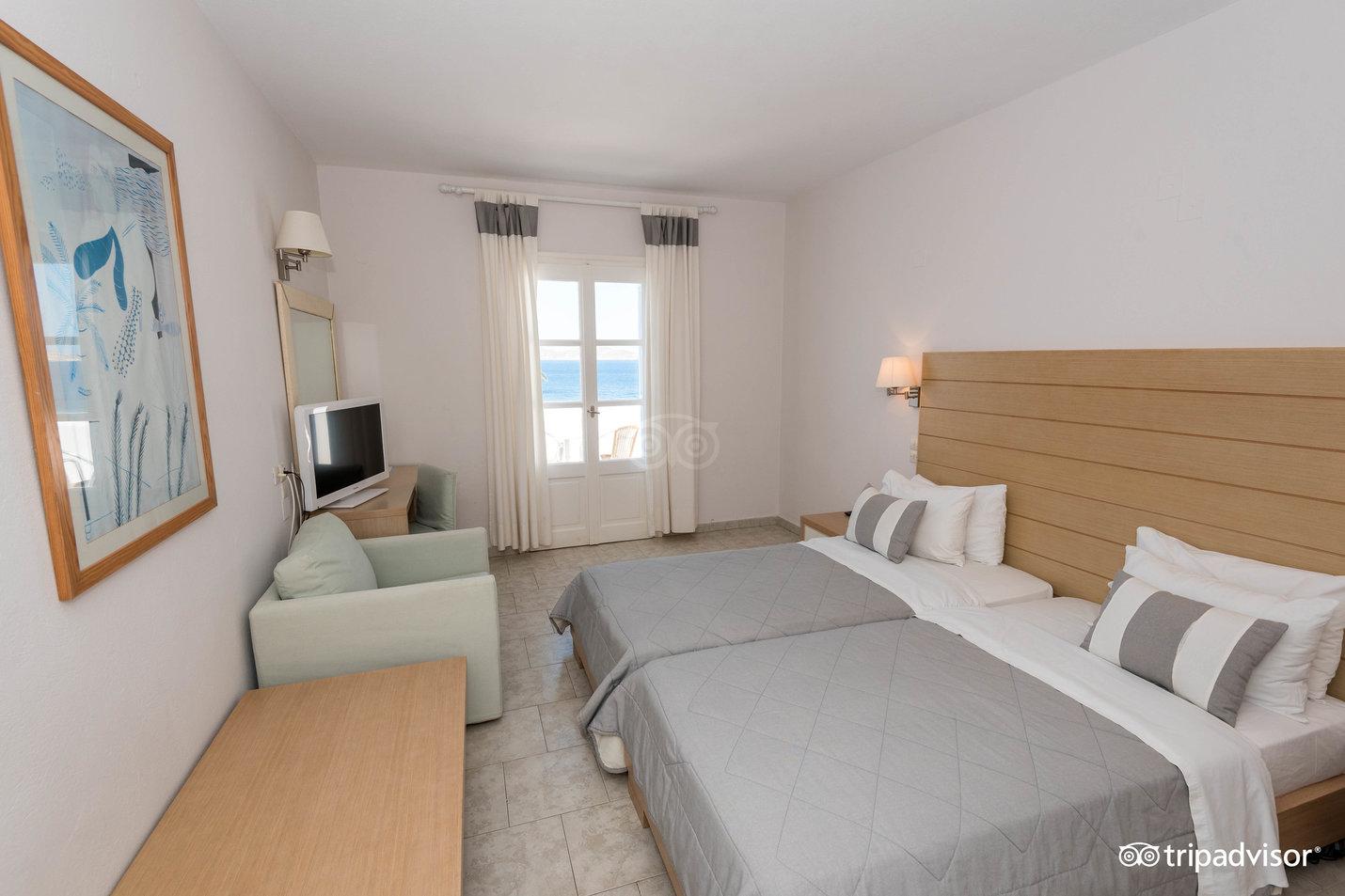 """Cameră standard cu vedere la mare paturi """"twin"""""""