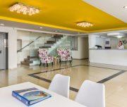 Sergios hotel reception