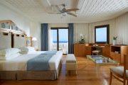 Imperial villa bedroom