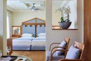 Royal maisonette bedroom