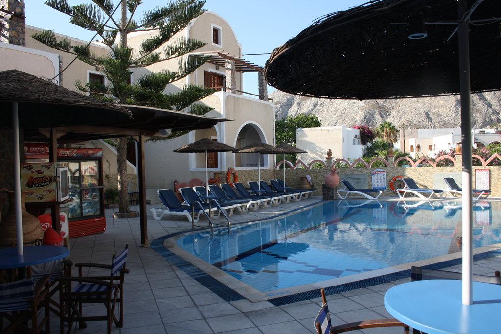 Bar piscină