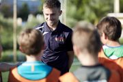 Antrenamente fotbal copii