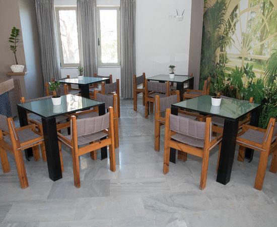 Restaurant și bar lobby