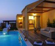 Cameră vip piscină privată