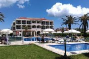 Corfu golden sands hotel
