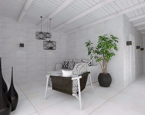 The white suite