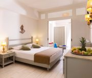 Almyrida Beach Hotel & Studios - Family room
