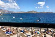 Vedere de la beach bar