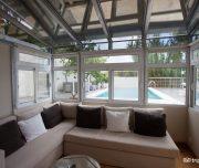 Apartament Junior cu piscină în aer liber